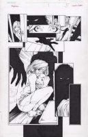 Magdalena 1 pg 5 Comic Art