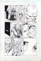 Superman Batman 33 pg 16 Comic Art
