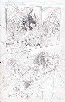 Soulfire 10 pg 12 Comic Art