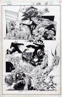 Darkness 25 pg 36 Comic Art