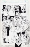 Magdalena 2 pg 13 Comic Art