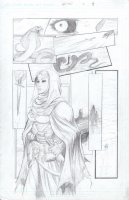Lady Mechanika Tablet of Destinies 4 pg 8  Comic Art