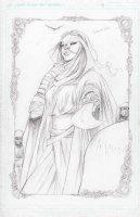 Lady Mechanika Tablet of Destinies 4 pg 18 splash  Comic Art