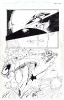 Weapon Zero 8 pg 14 Comic Art
