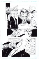 Superman Batman 33 pg 8 Comic Art